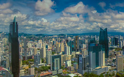 Skyline von Panama City